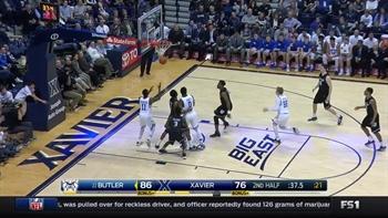 Highlights: Trevon Bluiett (21 points)  vs. Butler Bulldogs, 2/26/2017