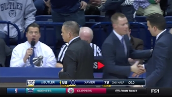 Game Highlights: Xavier Musketeers - Butler Bulldogs