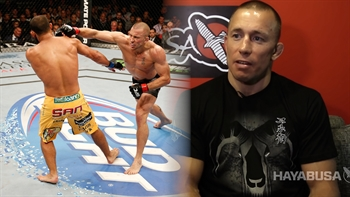 GSP talks about his UFC return