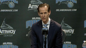 Jeff Weltman press conference (Part 1 of 4): On Magic roster, new front office structure