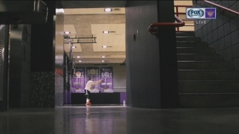 Dragan Bender working way through ankle rehab