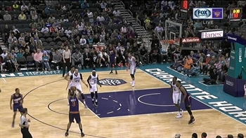 HIGHLIGHTS: Suns fall behind Hornets early, can't quite recover