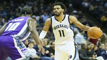 Grizzlies LIVE to Go: Grizzlies throw a 3-point party in the 2nd Half to get the 107-91 victory over the Kings