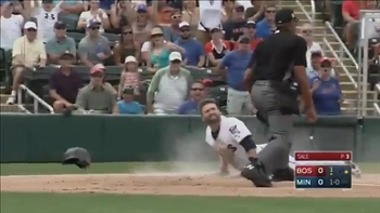 WATCH: Red Sox top Twins with two 3-run homers