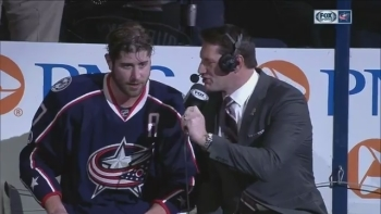 Dubinsky likes when the home crowd can silence Penguins fans