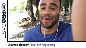 Solomon Thomas On Irish Step-Dancing | PROcast