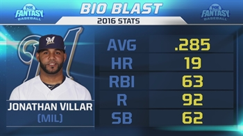 FOX Fantasy Podcast: buy or sell Jonathan Villar?