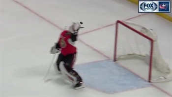Mike Condon's mistake gives Blue Jackets the easiest of goals