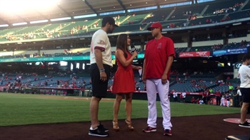XTRA Point: Tyler Skaggs chats about his Ducks BFF Nate Thompson