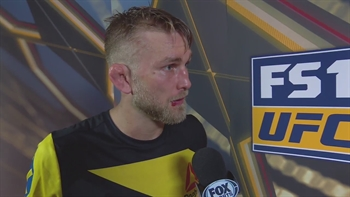 Alexander Gustafsson discusses his war with Glover Teixeira | UFC FIGHT NIGHT