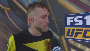 Alexander Gustafsson discusses his war with Glover Teixeira | UFC FIGHT NIGHT