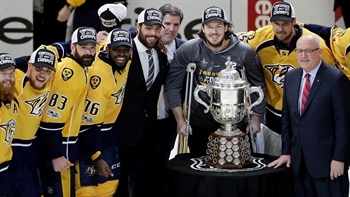 Predators LIVE to Go: Preds finish off Ducks 6-3, head to franchise-first Stanley Cup Final