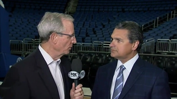 One-on-one with Orlando Magic CEO Alex Martins