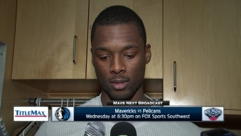 Harrison Barnes on tough loss to Thunder