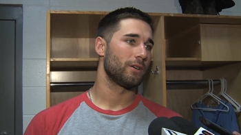 Kevin Kiermaier using spring to improve decision making