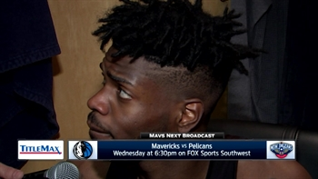 Nerlens Noel on Mavs 92-91 loss to Thunder