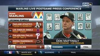 Don Mattingly: They just kept chipping away at us