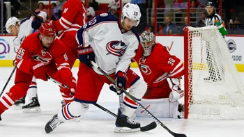 Hurricanes LIVE To Go:  Canes beat the #1 team in the Eastern Conference, the Columbus Blue Jackets