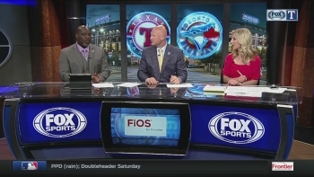Rangers Live: Saturday prediction | Texas vs. Toronto