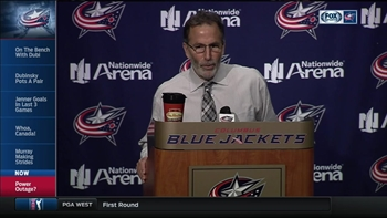 Blue Jackets trying to revive Power Play