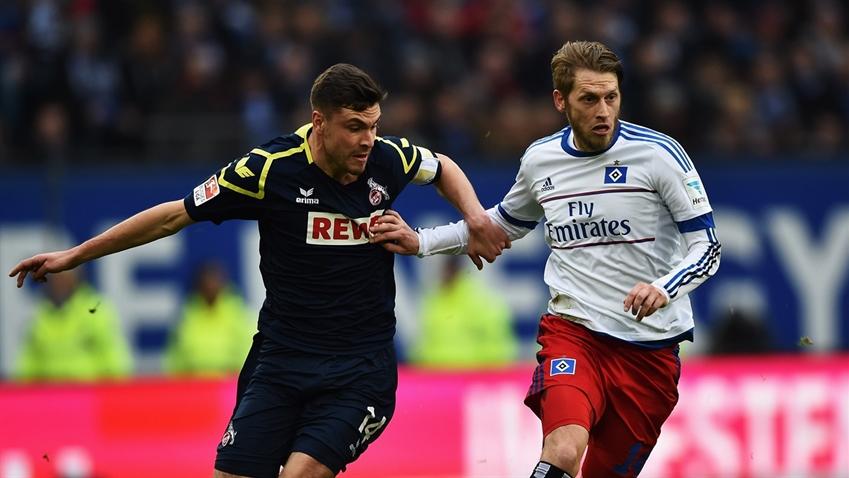 Hamburger SV vs. 1. FC Koln | 2015–16 Bundesliga Highlights