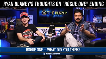 "Ryan Blaney's Thoughts on ""Rogue One"" Ending"
