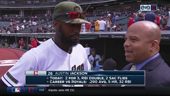 Austin Jackson saw a game like Sunday coming: 'It was just a matter of time'