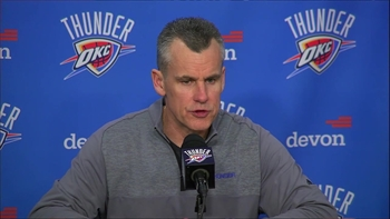 Billy Donovan on battling against Pelicans to get the win
