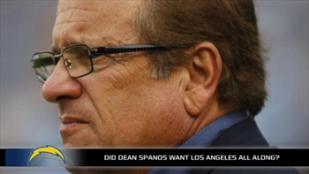Did the Chargers want to leave for LA all along?