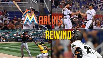 Miami Marlins Rewind -- May 22-28