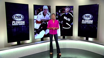 Florida Midday Minute: Spotlight on Sunshine State's NHL teams on Thursday