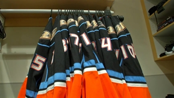 Inside a day in the life of the San Diego Gulls equipment manager