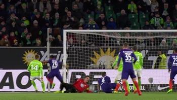 VfL Wolsburg vs. Werder Bremen | 2016-17 Bundesliga Highlights