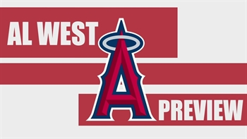 What's Angels' AL West competition looking like for 2017 season?