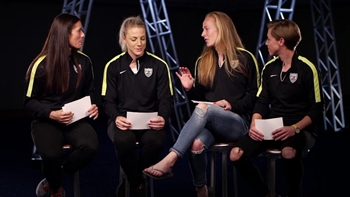 USWNT back line stands strong on and off the field