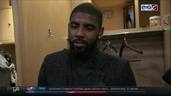 Kyrie Irving says Cavs have implemented lesson learned from last year in order to be great