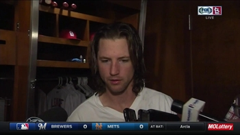 Leake: Dodgers 'more aggressive' than last time out