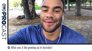 Solomon Thomas on Growing Up in Australia | PROcast