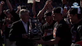 HIGHLIGHTS: Oklahoma State crowned Big 12 Tournament Champions