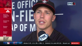 Jake Lamb: I'm pretty locked in