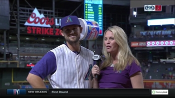 Chris Owings: It's just a lot of fun coming to the ballpark