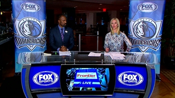 Mavs Live: Short trip down to Houston