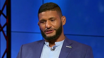 Dhiego Lima responds to being called 'an easy fight' vs. Hayder Hassan | TUF TALK