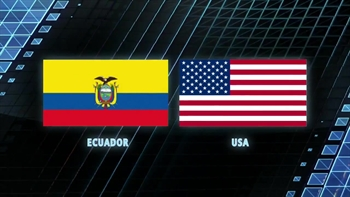 USA vs Ecuador: U20 World Cup Highlights