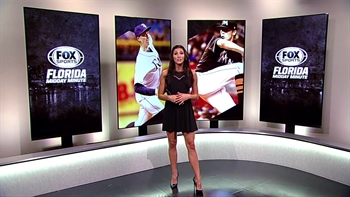 Florida Midday Minute: Marlins back home, Rays in Toronto