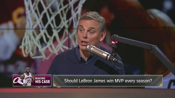 Ignore the Player Efficiency Rating, LeBron James should be the NBA MVP | THE HERD