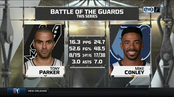 Spurs Live: Battle of the Guards in Game 6