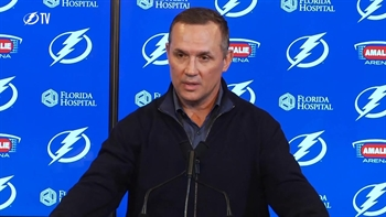 Lightning GM Steve Yzerman on Point, Stamkos and more (Part 2 of 2)