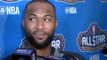 Here's the moment DeMarcus Cousins apparently found he was traded