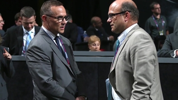On all fronts: How Bolts GM Steve Yzerman makes his mark